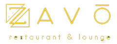 ZAVO Restaurant and Lounge Retina Logo